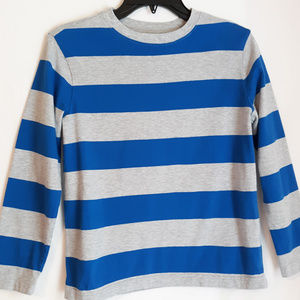 CRAZY 8  Long Sleeve Striped T Shirt - Youth size